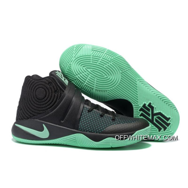 e85cece2c02 ... clearance big deals girls nike kyrie 2 green glow d6353 75f2d