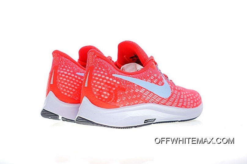 081645be0bea Men Shoes Nike Air Zoom Pegasus 35 LUNAREPIC Men Shoes New Mesh Breathable  Running Shoes Strawberry