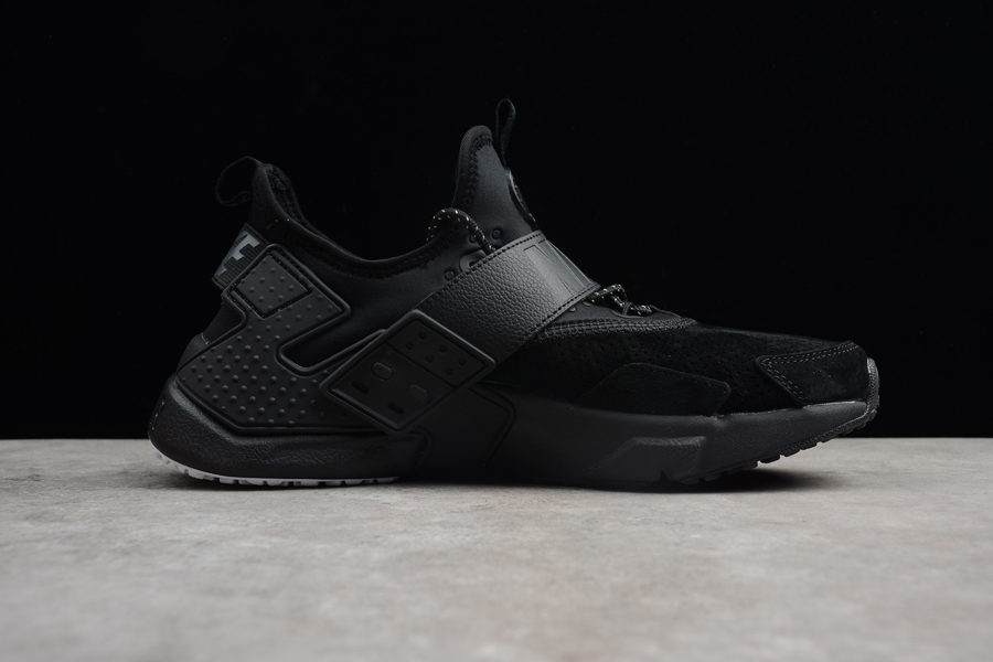 b75254012ddd Nike Air Huarache Drift PRM Black Anthracite-White New Year Deals ...