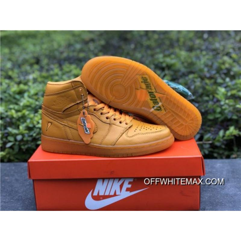 Air Jordan 1 Gatorade Orange Peel Online ... f1599061e