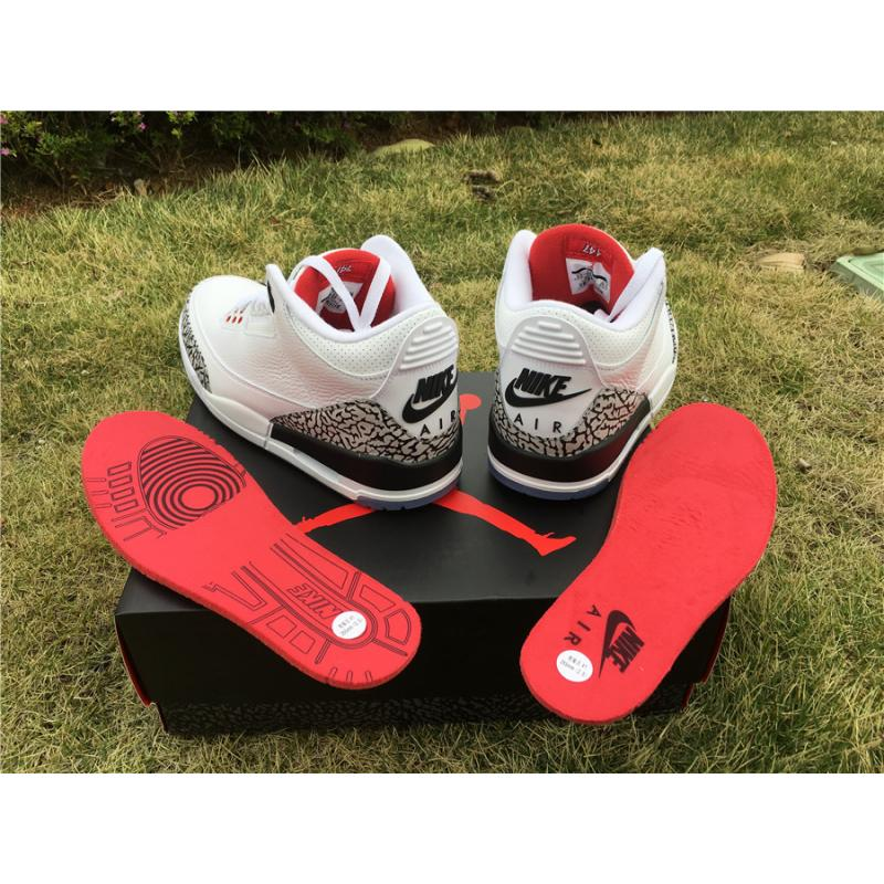new products ef92e 9a94c ... Best Air Jordan 3 NRG  Dunk Contest  White Fire Red-Cement Grey ...