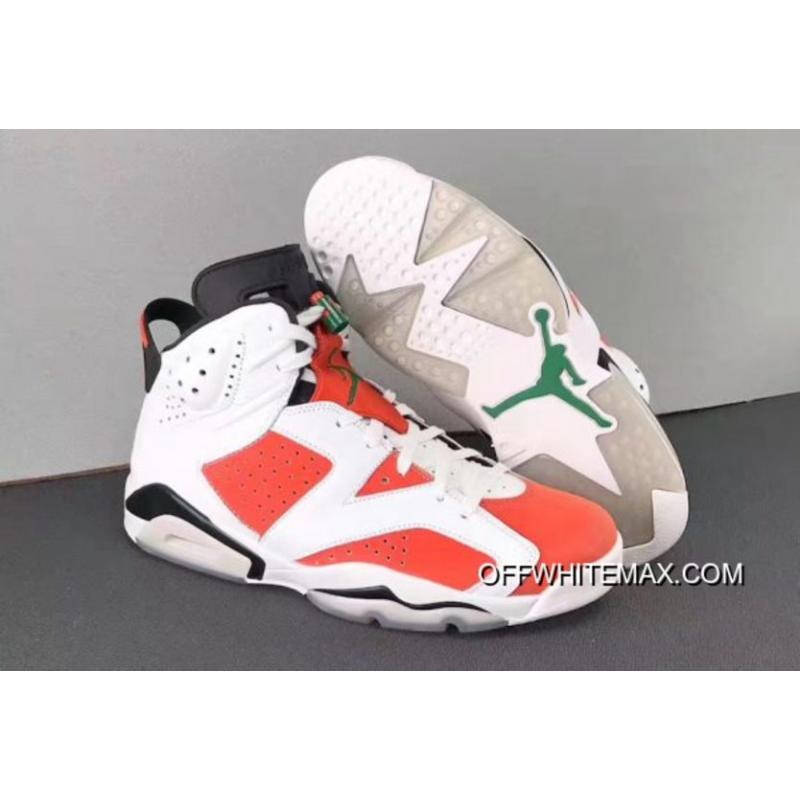 big sale a0aca f4a73 Discount Air Jordan 6  Gatorade  Summit White Black-Team Orange ...