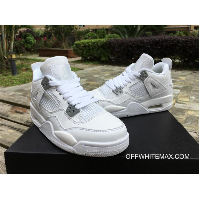 super popular 800ec a4a33 ... New Air Jordan 4 Pure Money 308497-100 Top Deals ...