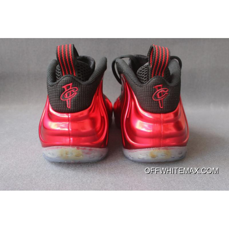 27db4e9d28771 ... Nike Air Foamposite One  Metallic Red  Varsity Red And Black-White Best  ...