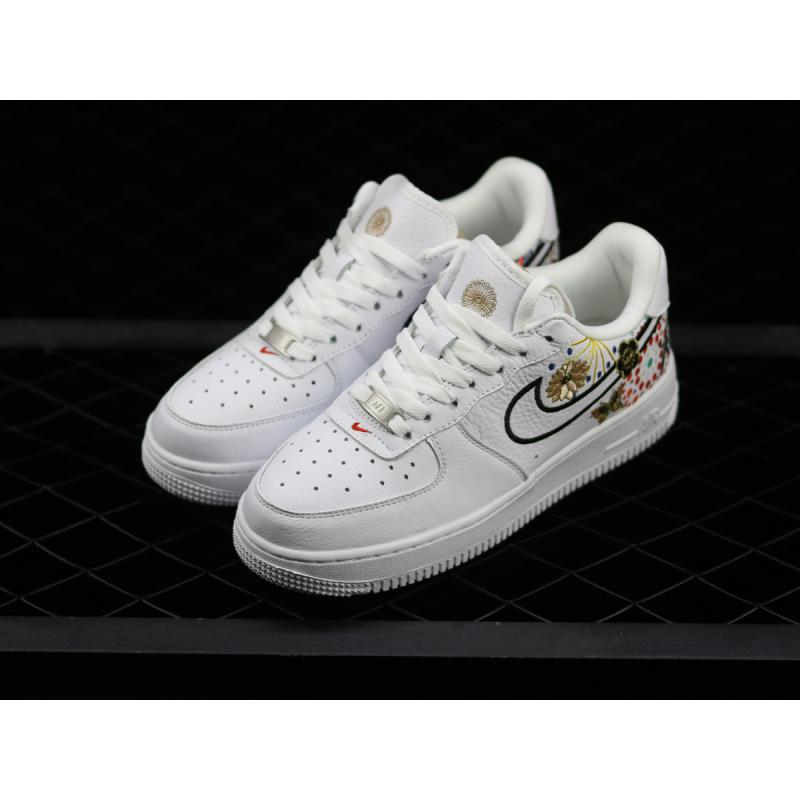 """newest 1af84 b4d19 Nike Air Force 1 Low CNY """"Fireworks"""" For Sale"""