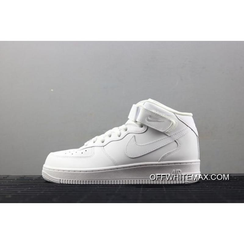 e231987d921 New Release Men Nike Air Force 1 Mid 07 Basketball Shoe SKU 30207-320 ...