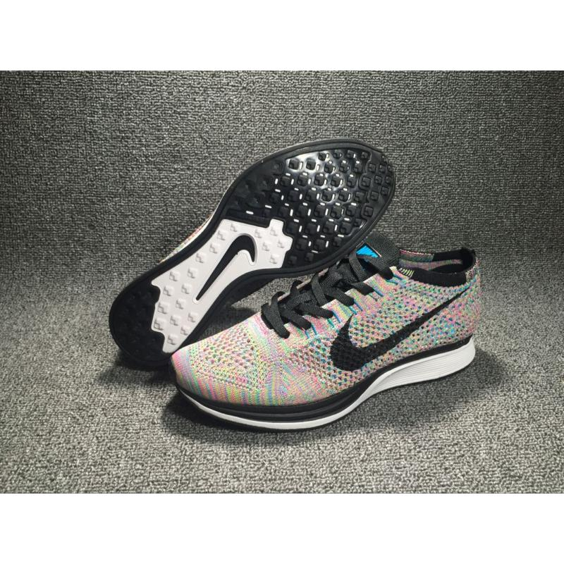 cheap for discount 18c2a 83241 Online Nike Flyknit Racer Multicolor 2.0 ...