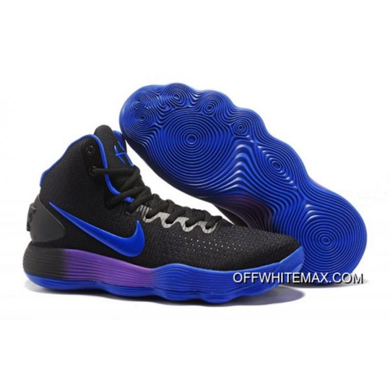 outlet store 8c373 49e5d ... coupon for nike hyperdunk 2017 black blue purple latest 21582 7900d