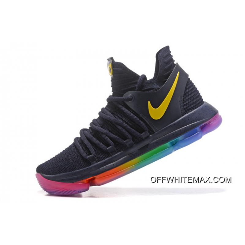 newest 08478 71bba Nike KD 10 Be True LGBT Pride Month New Release .