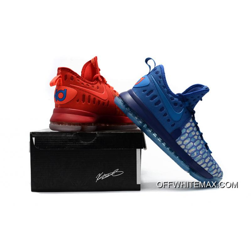 accb2d051dff ... New Release Nike KD 9  Fire   Ice  855908-400 ...