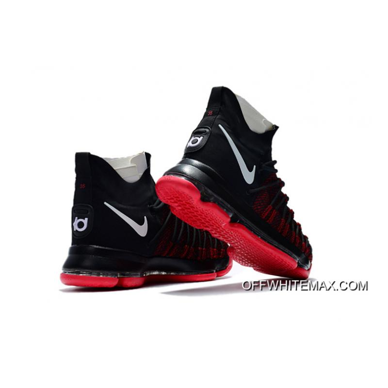 c09e4db5910c2 ... basketball shoes 883cb 5a66d  new style discount nike kd 9 elite black  white red 6a817 c0dd4