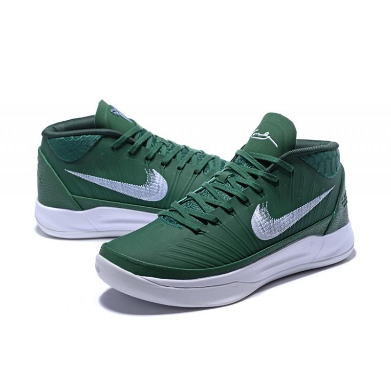 Super Deals Nike Kobe AD Mid TB Green And White, Price