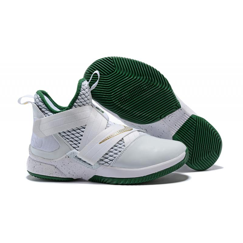 finest selection 49ddc 85089 Latest Nike LeBron Soldier 12  SVSM Home  White Multi-Color ...