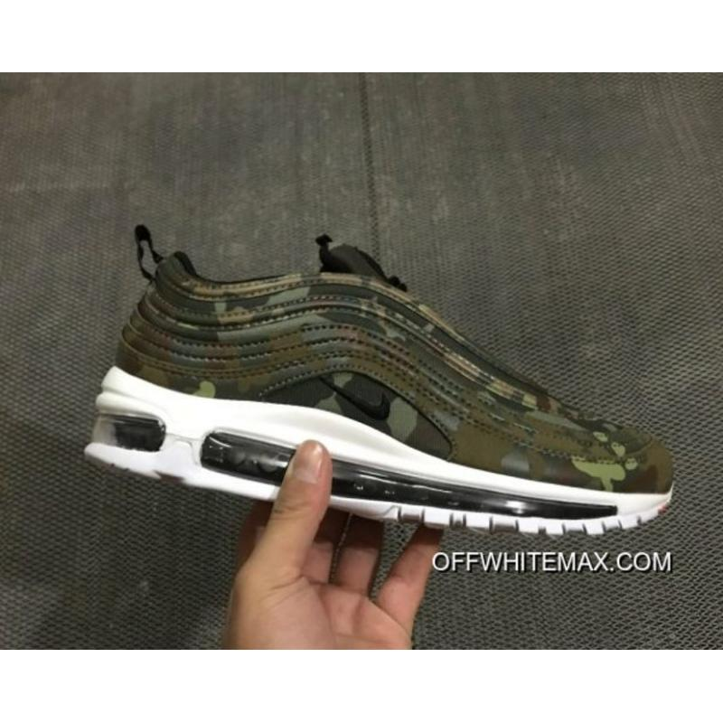buy online 14380 05b2f New Year Deals Nike Air Max 97 Country Camo France ...