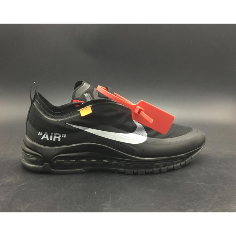 buy online 30a26 2eaac ... New Year Deals Off-White X Nike Air Max 97 Black ...