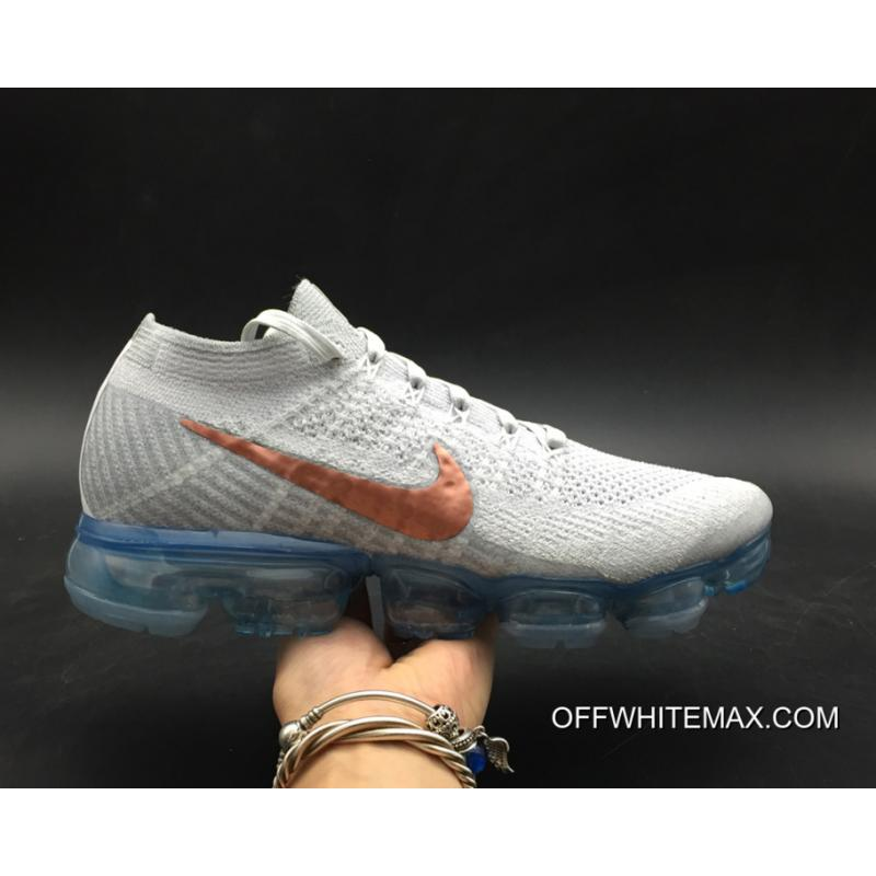 0c1f19382e8 ... New Release Nike Air VaporMax  Explorer Light  Summit White Hydrogen  Blue ...