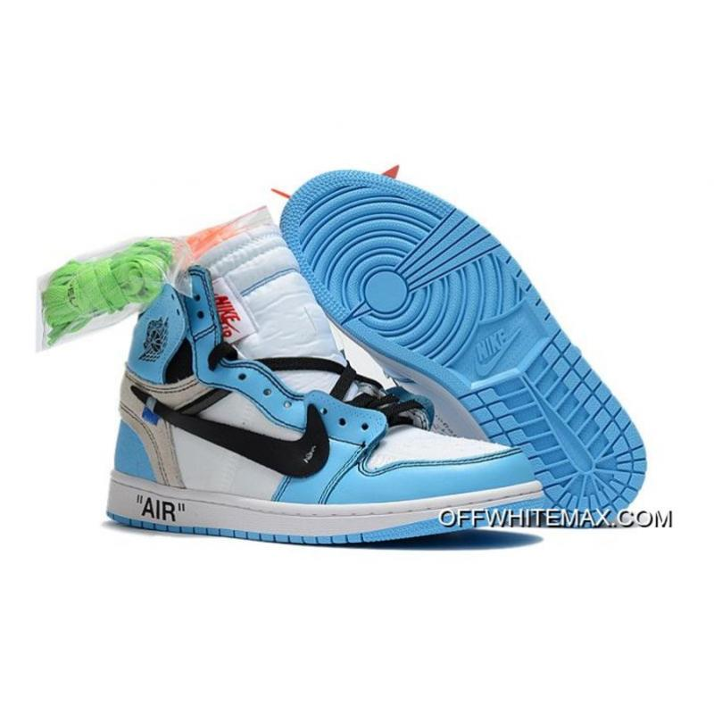 nike off white shoes jordan 1 nz