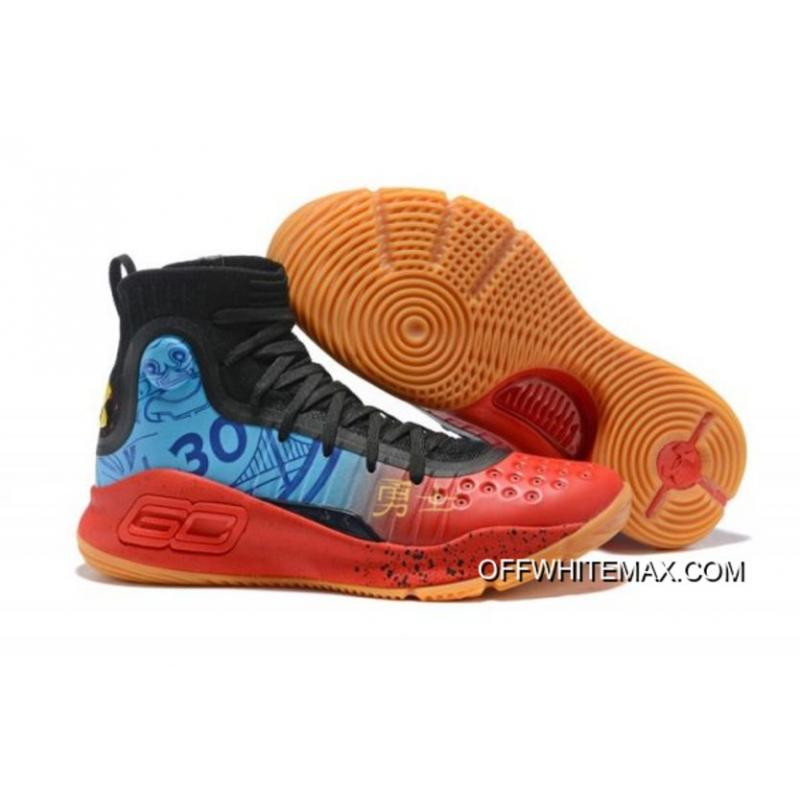 d60f5edd324 For Sale Mache Customs Under Armour Curry 4  CNY 2018  ...