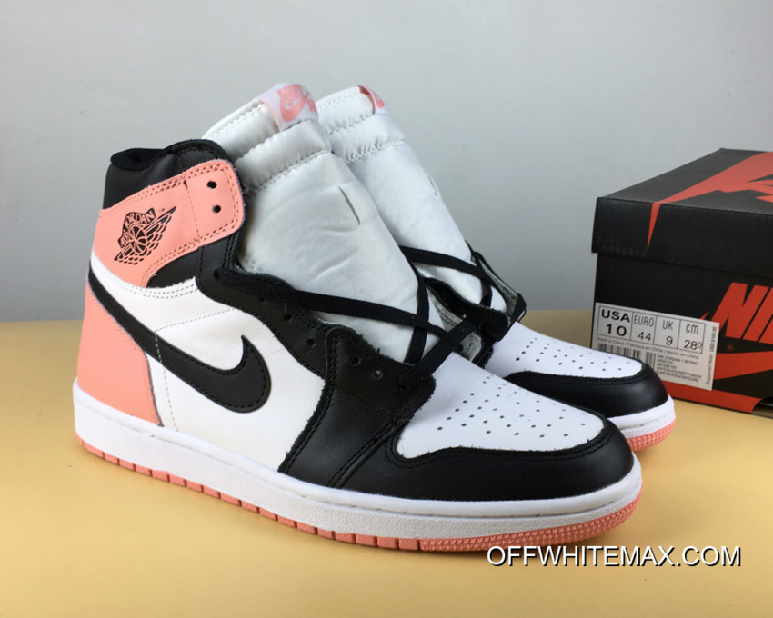 624c3e5e0a1 Air Jordan 1 Retro High OG 'Rust Pink' 861428-101 For Sale, Price ...