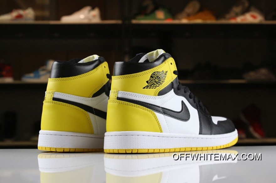 Air Jordan 1 Retro High OG  Yellow Ochre  White Black-Yellow Ochre ... 4ac2dd1be