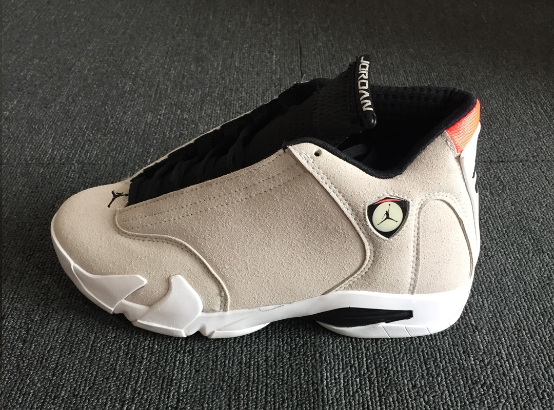 "19522f10f57 Air Jordan 14 ""Desert Sand"" Discount, Price: $87.17 - OFF-WHITE ..."
