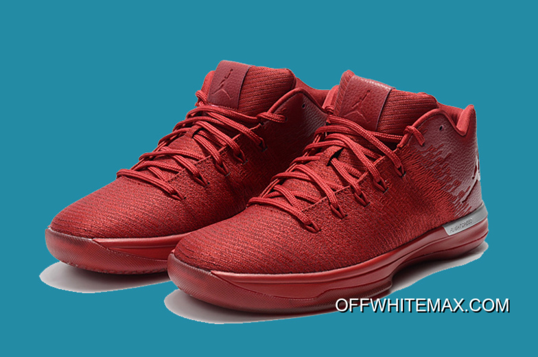 bfd92852c63bac Air Jordan XXX1 Low  Chicago Away  Gym Red And Action Red-Chrome Copuon