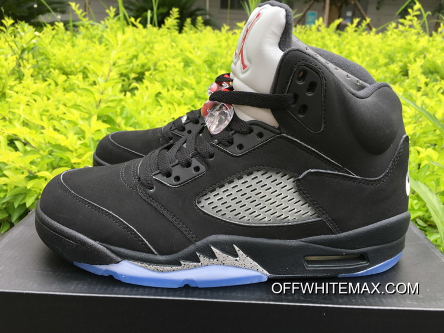b4ac6b7b432 Air Jordan 5 OG 'Black Metallic' 845035-003 Discount, Price: $87.59 ...
