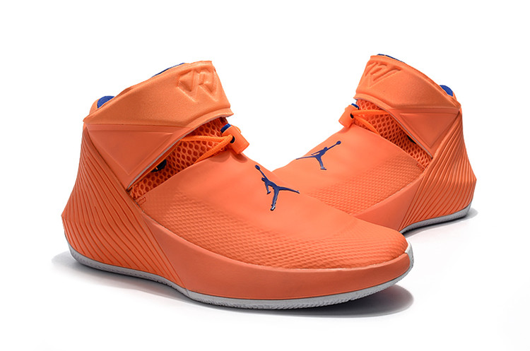 """info for 42ef1 1d7c7 Free Shipping Jordan Why Not Zer0.1 """"Cotton Shot"""" Orange Pulse And Hyper"""
