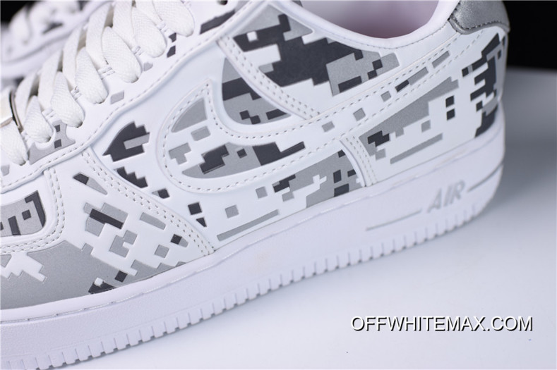 1f70a86b8ee5 New Release Nike Air Force 1 Low Premium  Digital Camo