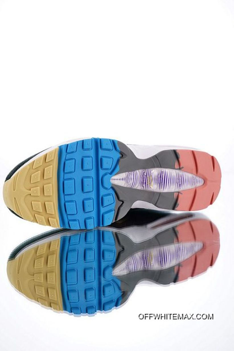 a35e784f72 Outlet Men Sean Wotherspoon X Nike Air Max 97/95 VF SW Hybrid SKU ...