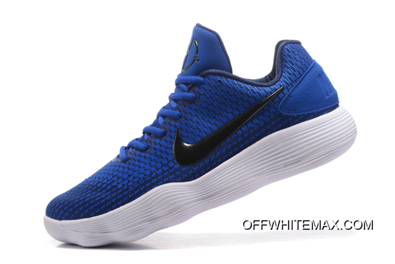 save off e2fc6 37fcc Nike Hyperdunk Low 2017 Royal Blue White New Year Deals