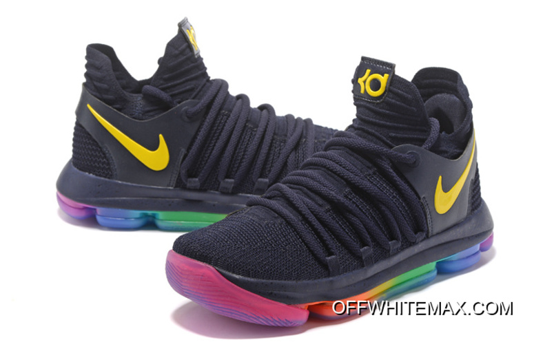 22a41fac73d3 Nike KD 10  Be True  LGBT Pride Month New Release