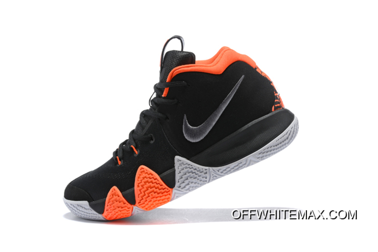 """low priced 47a5c 84de3 Copuon Nike Kyrie 4 """"41 For The Ages"""" Anthracite/Black-Crimson"""