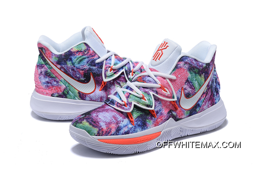 """89d65be40975 Nike Kyrie 5 PE """"Neon Blends"""" New Style"""
