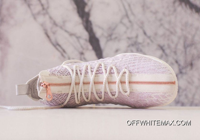 """08fd4e6787a KITH X Nike LeBron 15 """"Rose Gold"""" New Year Deals"""