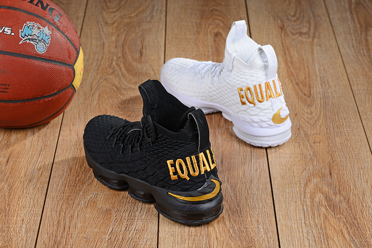 0cf3bb6500128 New Style Nike LeBron 15  Equality  PE Mismatched Pack