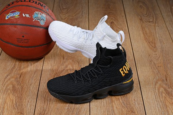 690a8ad555ca8 New Style Nike LeBron 15  Equality  PE Mismatched Pack
