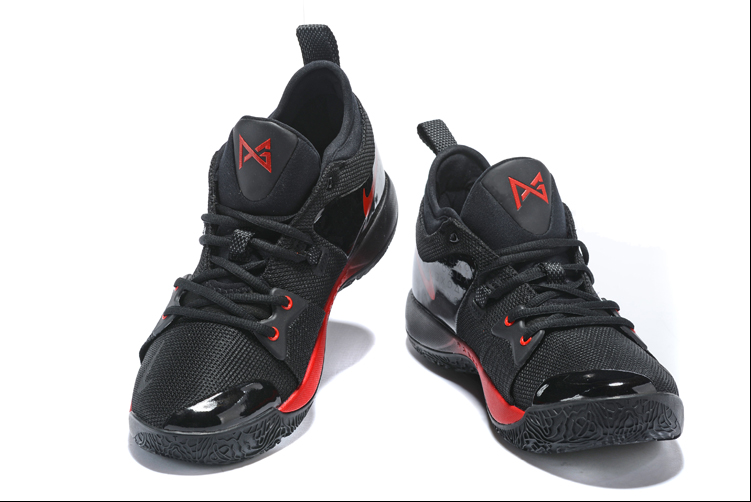 Nike PG 2 Black And Red Top Deals b04315329