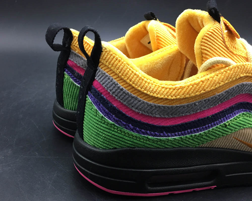 606c4f8cec Top Deals Sean Wotherspoon Nike Air Max 97/1 VF SW Hybrid, Price ...