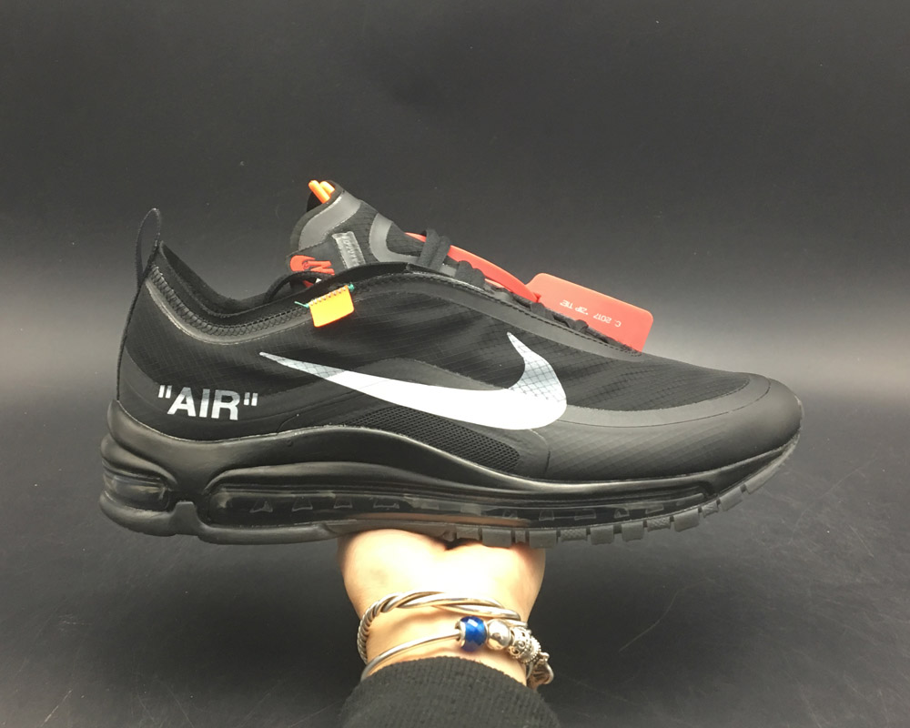 the best attitude d5099 5cd39 New Year Deals Off-White X Nike Air Max 97 Black