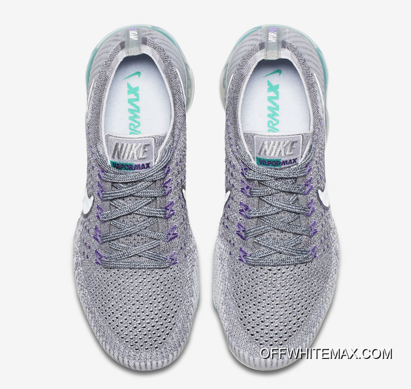 65a5a6fd1b4 Latest Nike Air VaporMax  Heritage Grape  Cool Grey White-Pure Platinum-
