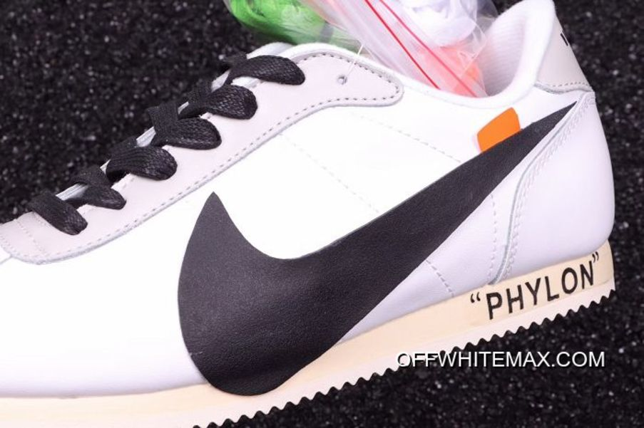 premium selection 82471 41b03 Men Off White X Nike Cortez 2018 SKU 161745-242 New Year Deals