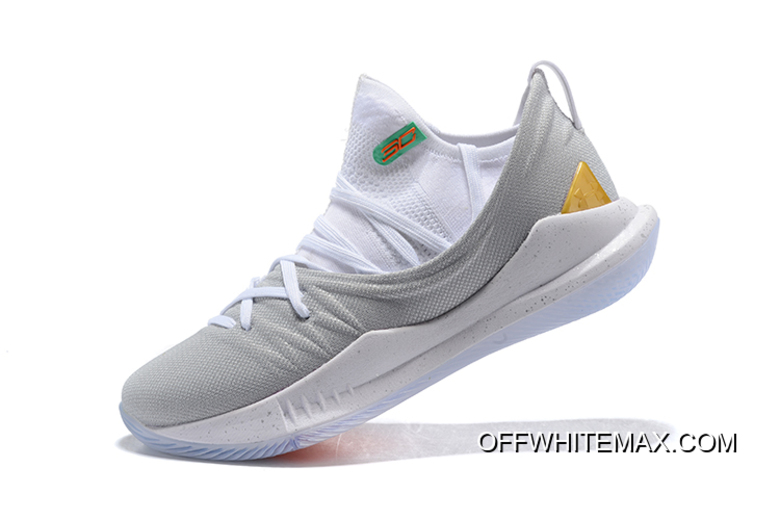 """1e32dd0f Best Under Armour Curry 5 """"Gold Pack"""" White Gold, Price: $77.45 ..."""