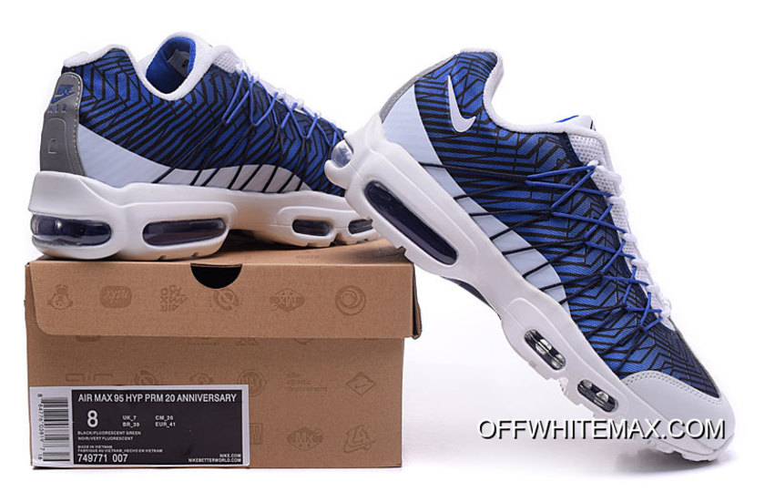 save off 0bbc9 703e4 New Style Women Nike Air Max 95 Sneakers 20 Anniversary SKU 50708-204